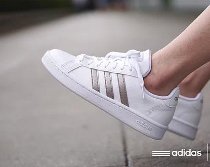 נעלי אדידס אופנה נשים Adidas Grand Court - תמונה 4