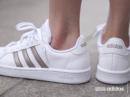 נעלי אדידס אופנה נשים Adidas Grand Court - תמונה 3