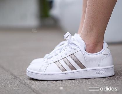 נעלי אדידס אופנה נשים Adidas Grand Court - תמונה 2