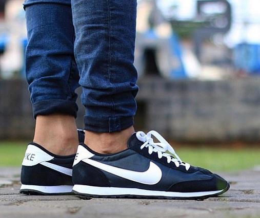 נעלי נייק אופנה גברים Nike Mach Runner - תמונה 3