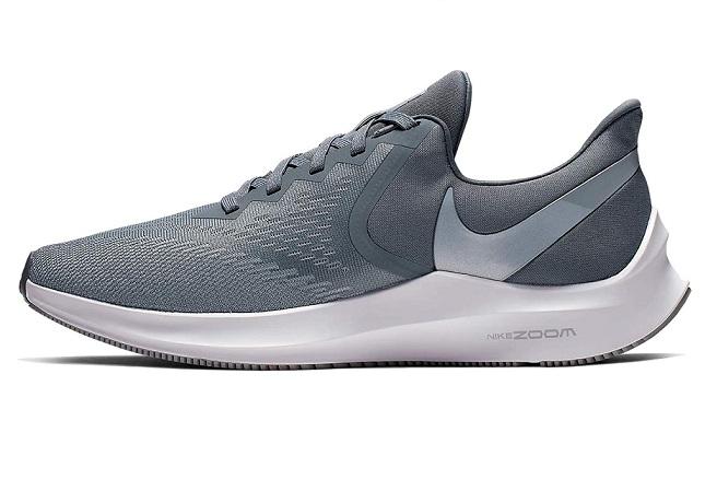 נעלי נייק ספורט ריצה גברים Nike Air Zoom Winflo 6