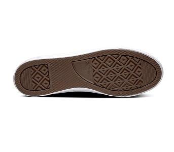 נעלי אולסטאר כסף בובה Converse Dainty Silver