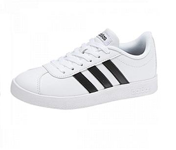 נעלי אדידס אופנה נשים נוער Adidas VL Court 2.0