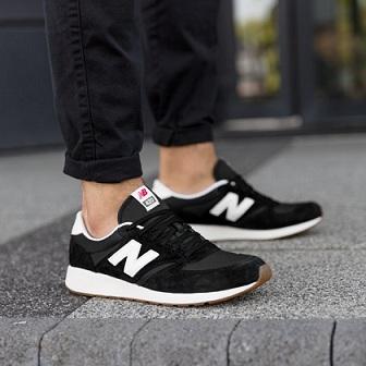 נעלי ניובלנס אופנה גברים New Balance 420  - תמונה 6