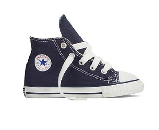 נעלי אולסטאר תינוקות Converse Infant Navy