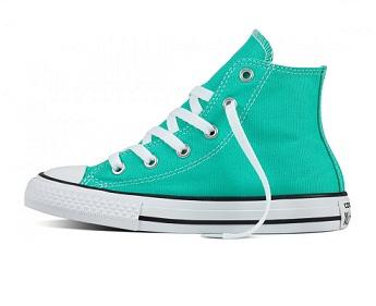 נעלי אולסטאר ילדים מנטה Converse Menta - תמונה 2