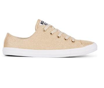 נעלי אולסטאר בובה זהב Converse Dainty Gold