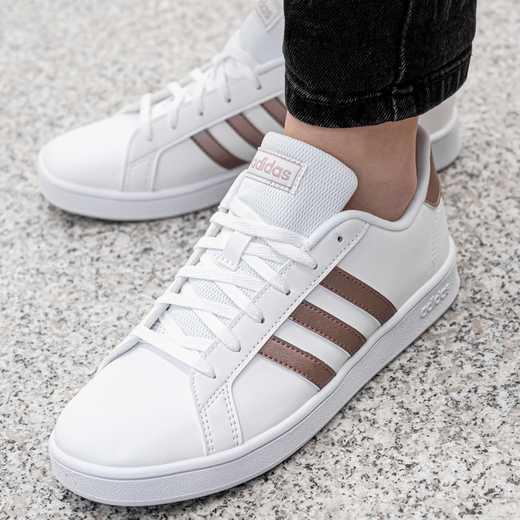 נעלי אדידס אופנה נשים נוער Adidas Grand Court  - תמונה 5