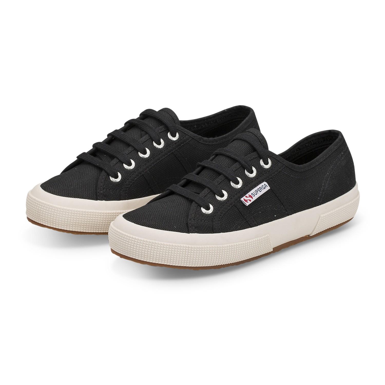 נעלי סופרגה שחור נשים Superga Black
