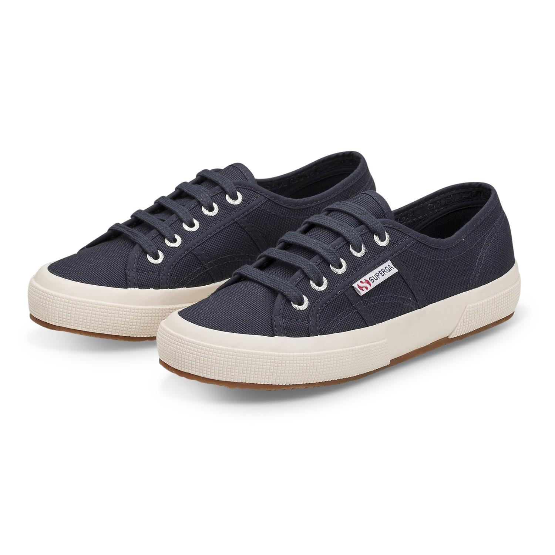 נעלי סופרגה כחול נייבי נשים גברים Superga Navy