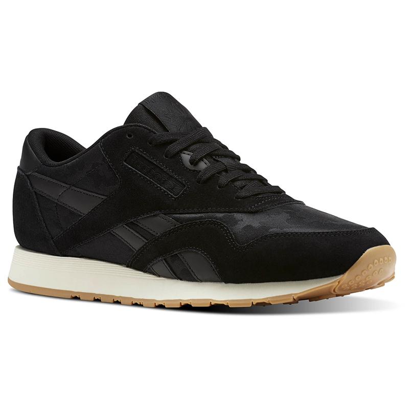 נעלי ריבוק אופנה גברים Reebok Classic Nylon SG
