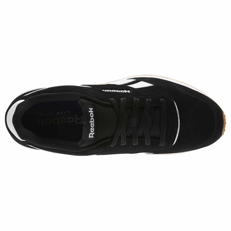 נעלי ריבוק אופנה גברים Reebok Royal Glide LX - תמונה 3