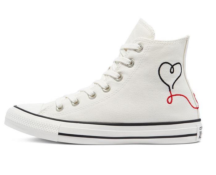 נעלי אולסטאר יום האהבה נשים Converse Valentine's Day