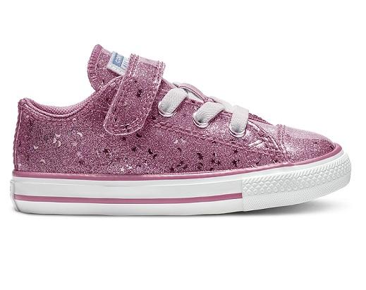 נעלי אולסטאר תינוקות Converse Galaxy Glimmer