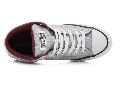 נעלי אולסטאר אופנתי גברים Converse Street Mid - תמונה 4