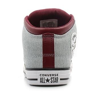 נעלי אולסטאר אופנתי גברים Converse Street Mid - תמונה 3
