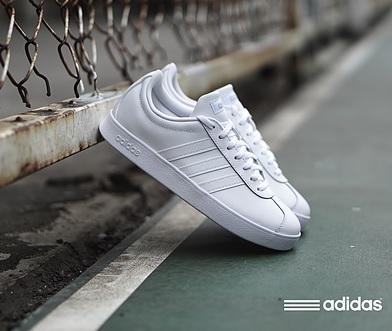 נעלי אדידס אופנה גברים Adidas VL Court 2.0