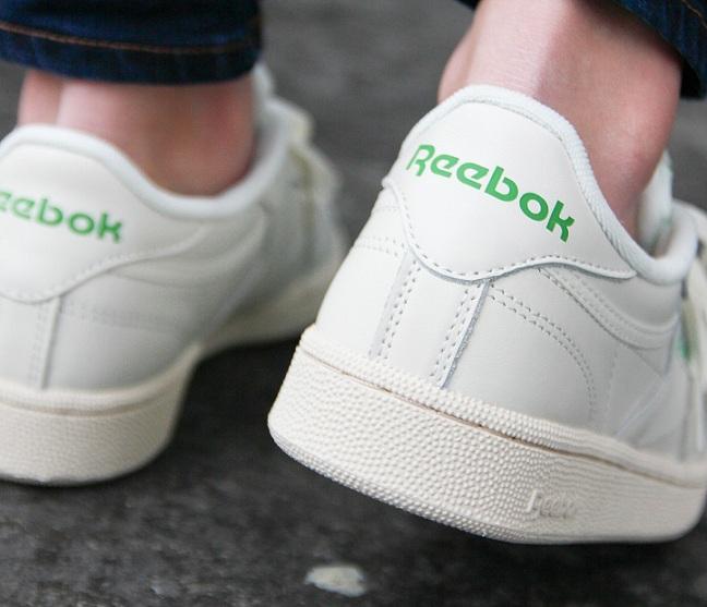 נעלי ריבוק אופנה נשים Reebok Club C 85 Vintage