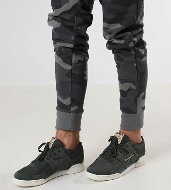 נעלי ריבוק אופנה גברים Reebok Workout Plus