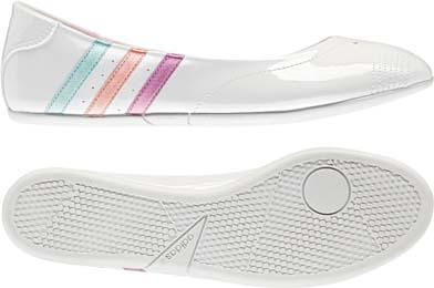 נעלי בובה אדידס נשים ADIDAS CALNEO BALLERINA - תמונה 1