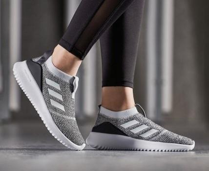 נעלי אדידס ספורט נשים נוער ללא שרוכים Adidas UltimaFusion - תמונה 3