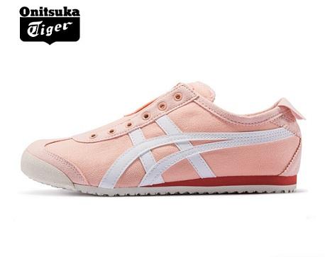 נעלי אסיקס טייגר נשים Asics Onitsuka Tiger Mexico 66 SLIP-ON