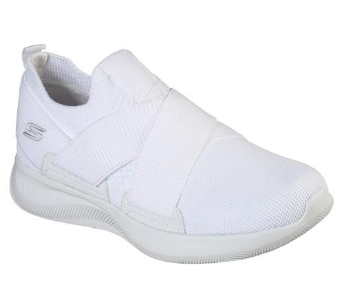 נעלי סקצרס ללא שרוכים נשים Skechers Bobs Squad Wining