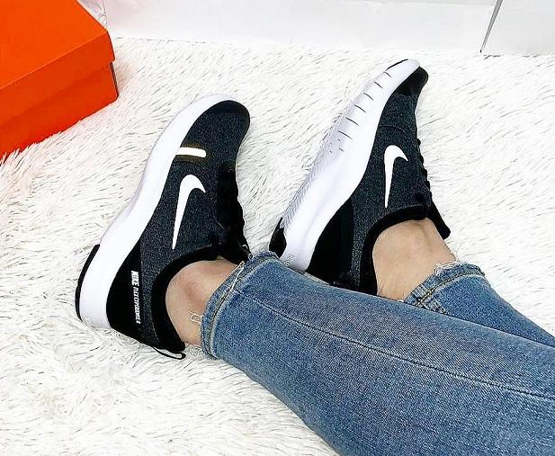 נעלי נייק ספורט נשים נוער Nike Flex Experience Rn 8 - תמונה 2