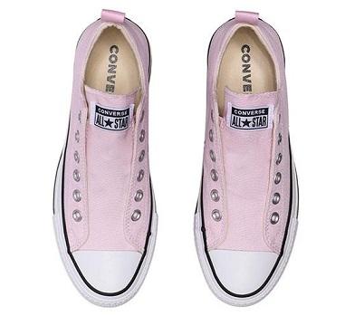 נעלי אולסטאר פלטפורמה ללא שרוכים נשים Converse Platform Slip - תמונה 5