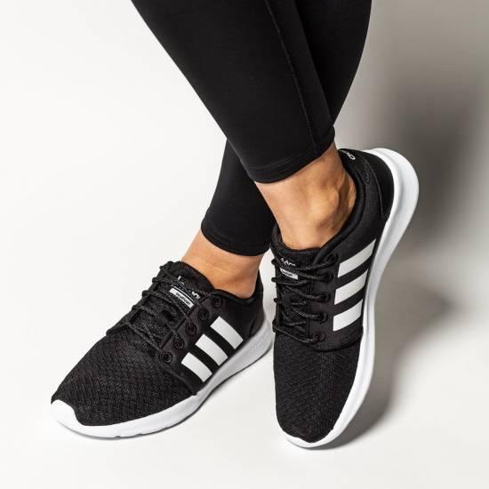 נעלי אדידס ספורט נשים Adidas Cloudfoam Qt Racer - תמונה 1