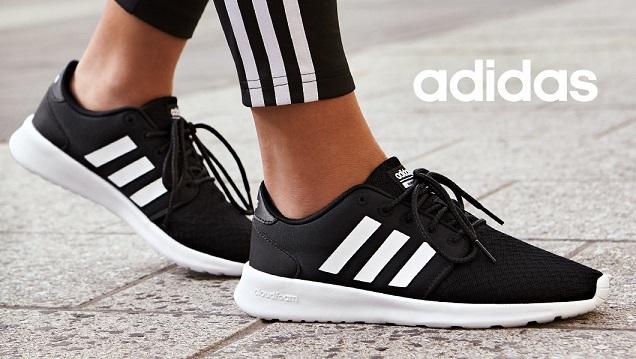 נעלי אדידס ספורט נשים Adidas Cloudfoam Qt Racer - תמונה 4