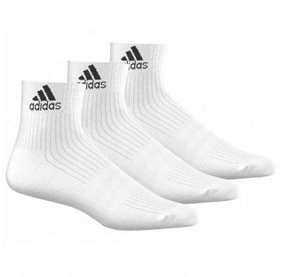 שלישיית גרבי אדידס Adidas 3S PER Ankle HC 3P