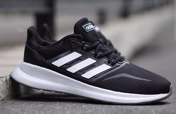 נעלי אדידס ספורט הליכה גברים Adidas Runfalcon - תמונה 3