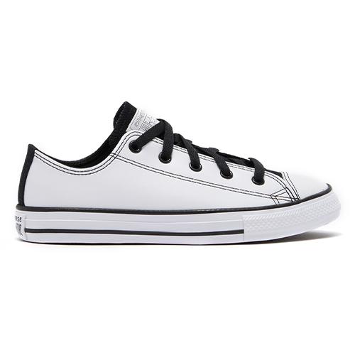 נעלי אולסטאר ילדים Converse Black White