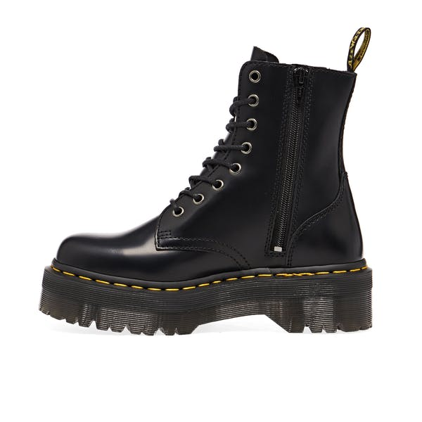 נעלי דוקטור מרטינס פלטפורמה שחור נשים Doctor Martens Jadon Platform