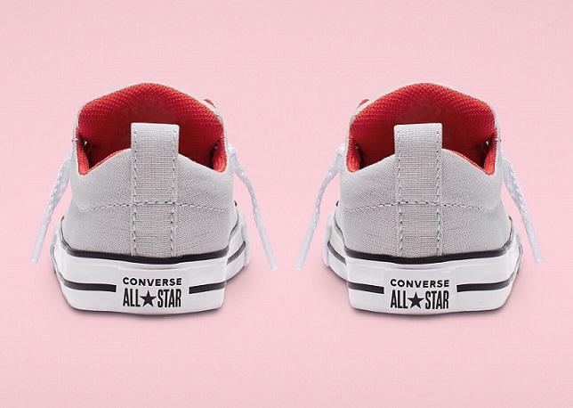 נעלי אולסטאר תינוקות Converse Stree Slip - תמונה 2