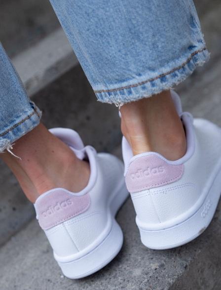 נעלי אדידס אופנה נשים Adidas Advantage - תמונה 3
