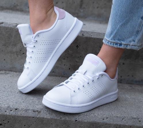 נעלי אדידס אופנה נשים Adidas Advantage - תמונה 1