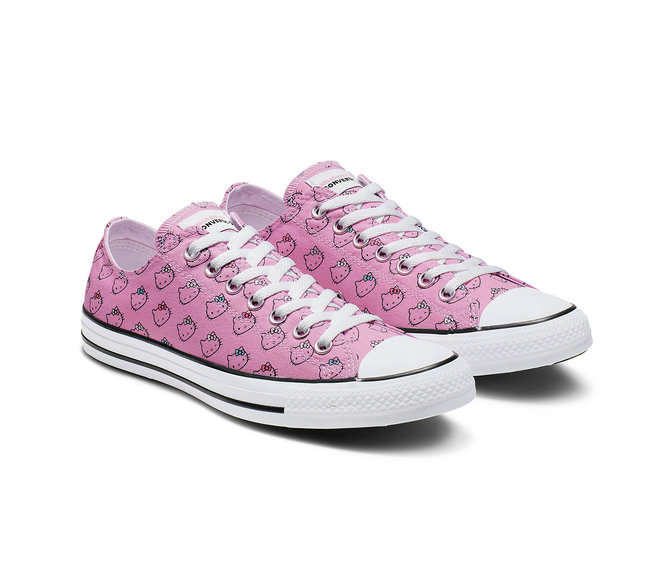 נעלי אולסטאר הלו קיטי Converse Hello Kitty