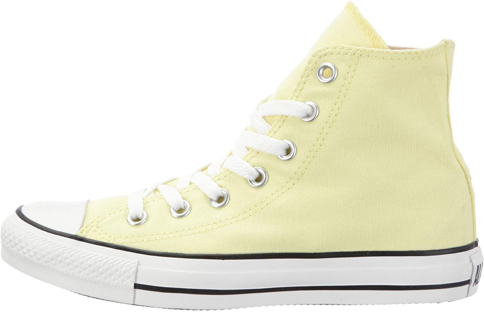 נעלע אולסטאר צהוב נשים Converse Yellow