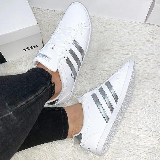 נעלי אדידס אופנה נשים Adidas Coneo QT - תמונה 2