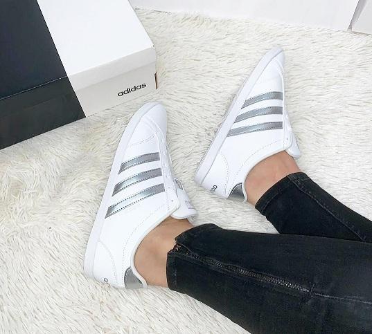 נעלי אדידס אופנה נשים Adidas Coneo QT - תמונה 3
