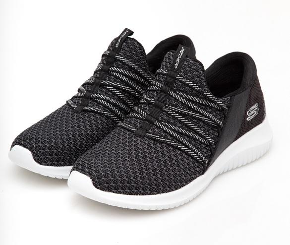 נעלי סקצרס נשים ללא שרוכים Skechers Ultra Flex