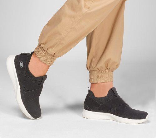 נעלי סקצרס נשים ללא שרוכים Skechers Bobs Squad Wining