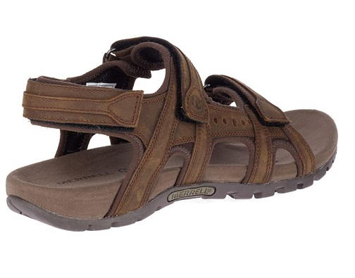 סנדל מירל גברים Merrell Sandspur Lee Backstrap