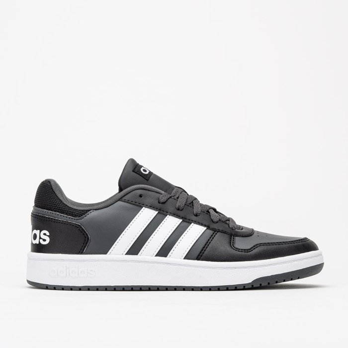 נעלי אדידס אופנה גברים Adidas Hoops