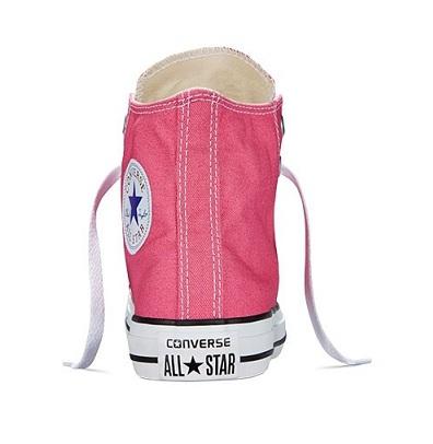 נעלי אולסטאר ורוד פוקסיה נשים Converse Pink Paper