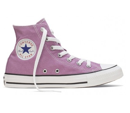 נעלי אולסטאר סגול נשים Converse Powder Purple