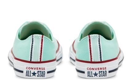 נעלי אולסטאר מנטה ילדים Converse Ocean Mint - תמונה 3