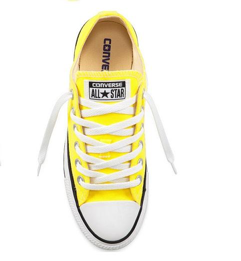 נעלי אולסטאר צהובות נשים Converse Fresh Yellow